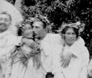 PAUL GAUGUIN Tahiti portrait