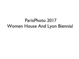 ParisPhoto 2017